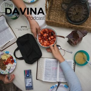 Daily 1% x 54: Giving