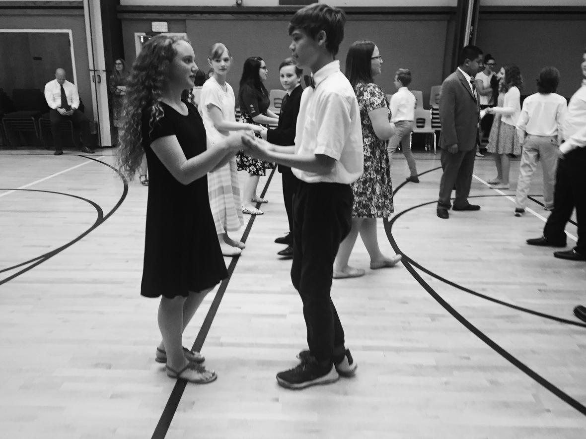 The Middle School Dance