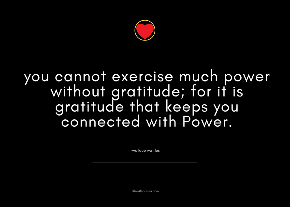 How To Have The Kind of Power That Changes You