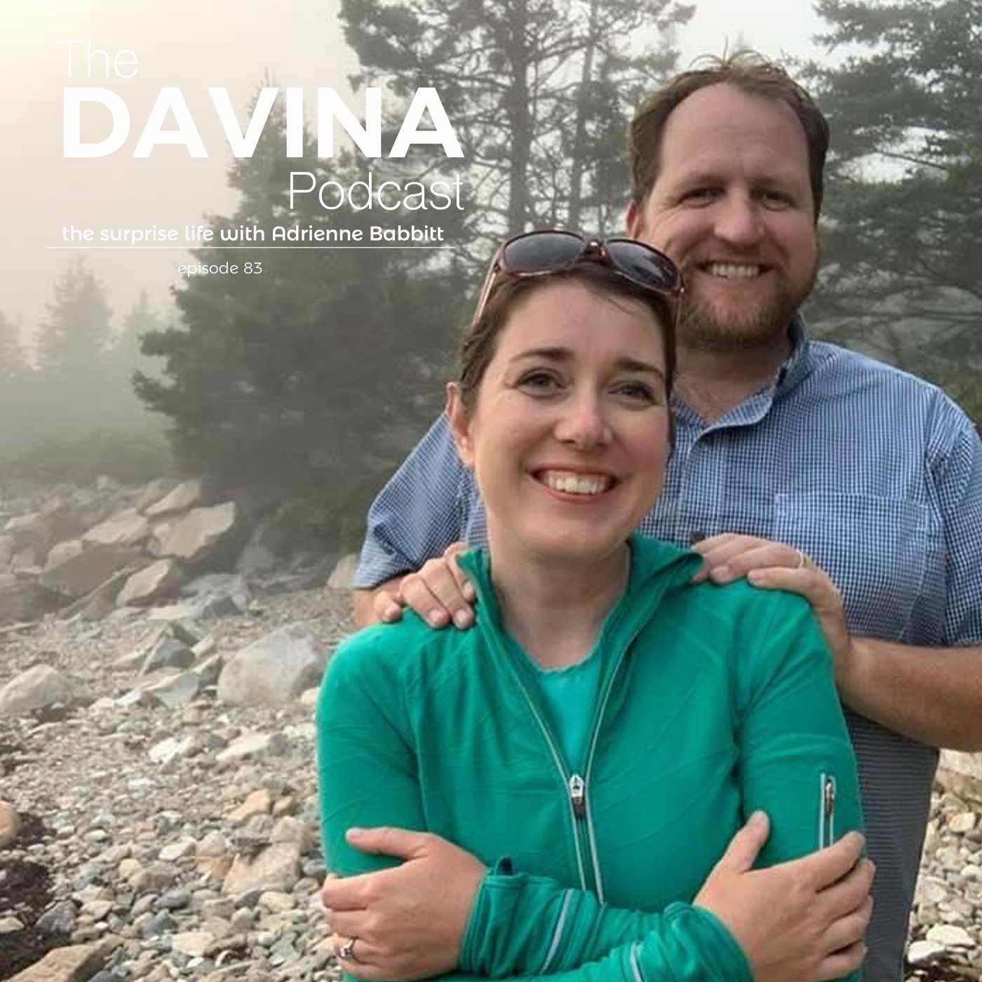 Episode 83: Surprise Life with Adrienne Babbitt